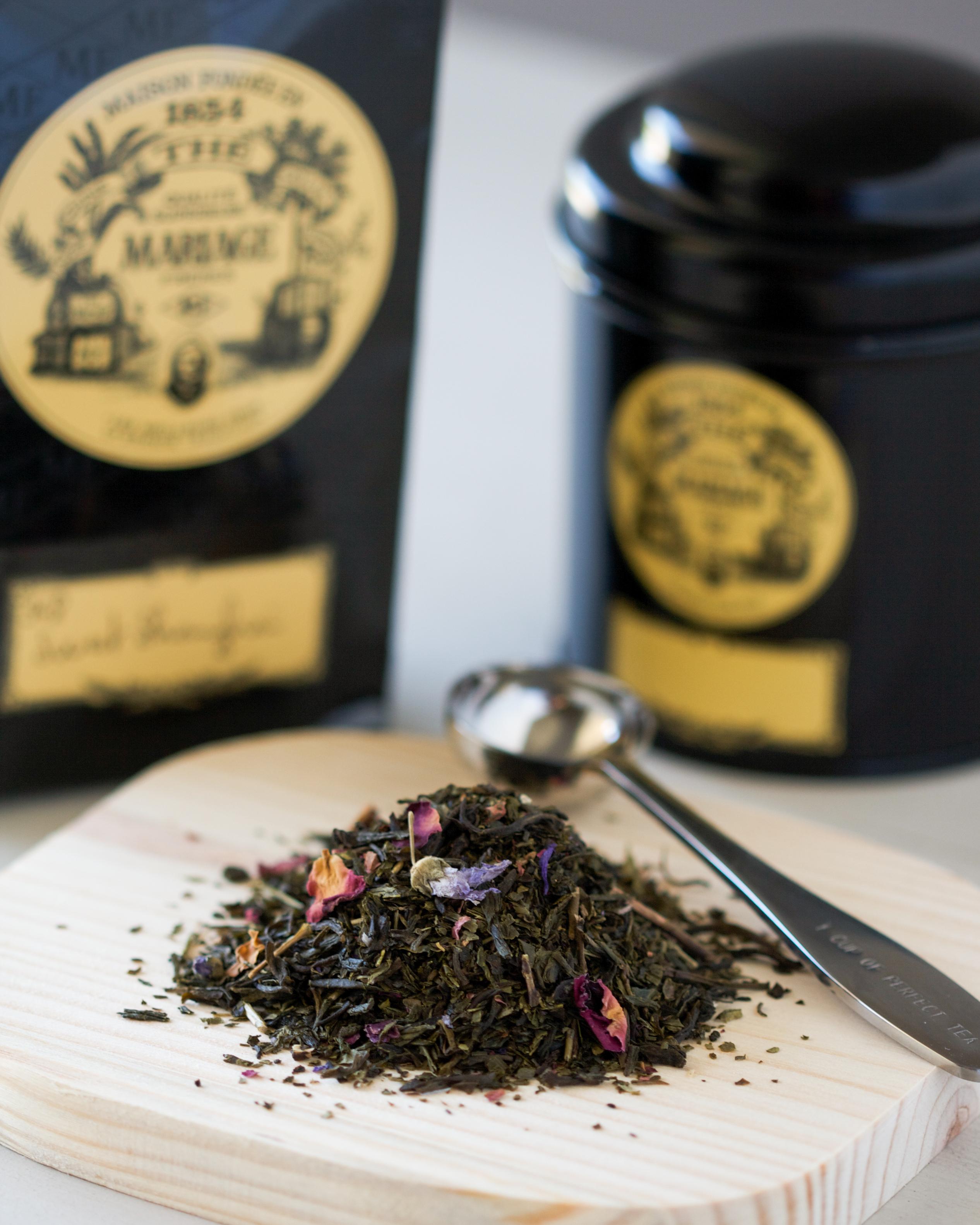 "Mariage Freres ""Sweet Shanghai"" Green Tea Blend"