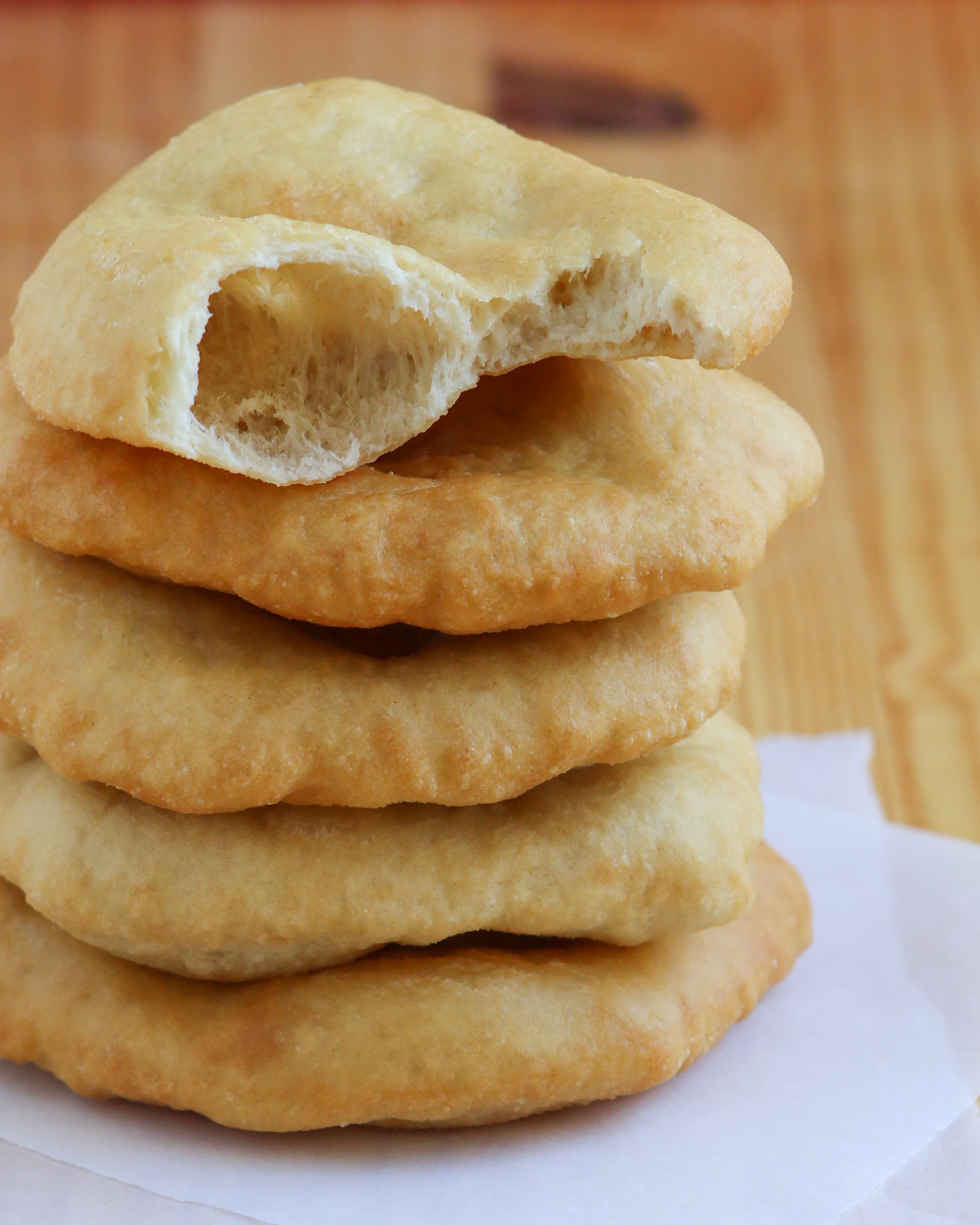 Easy recipes for fry bread
