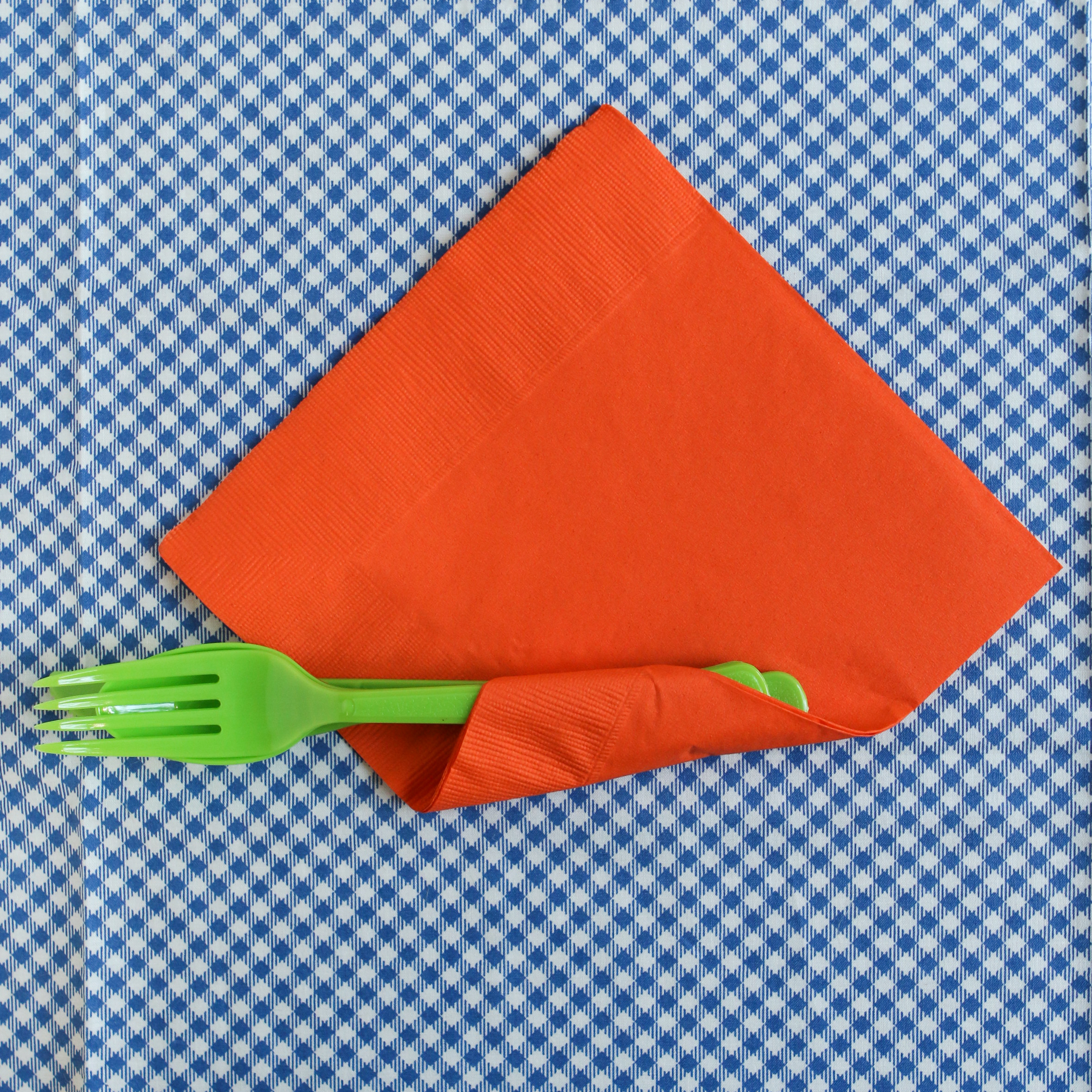 Springtime Carrot Cutlery Thirsty For Tea