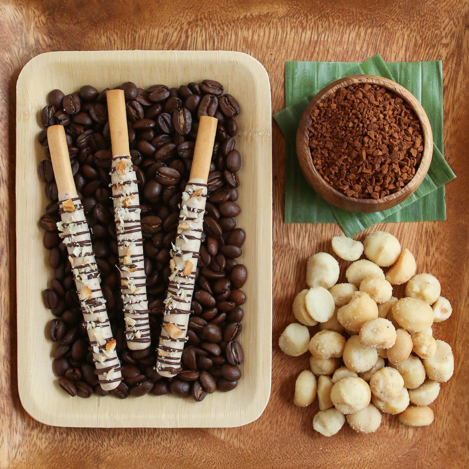 Homemade Pocky Sticks Recipes — Dishmaps