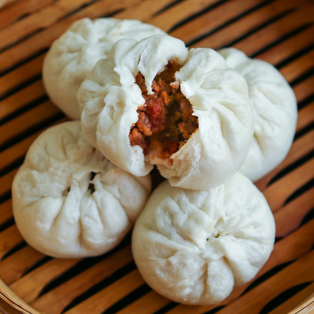 Steamed Chinese Barbecue Pork Buns (char Siu Bao). I Can Now Make Them