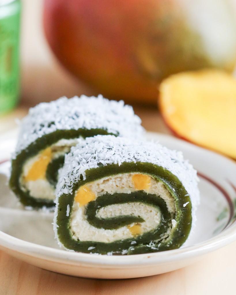 Microwave Rice Cake Recipe