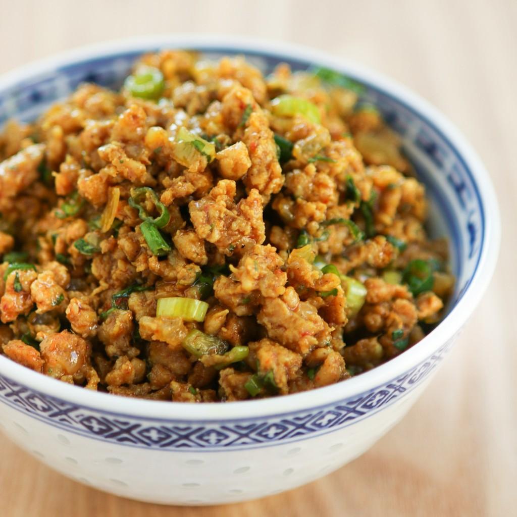 Thirsty For Tea Dim Sum Recipe # 9: Chicken Curry Puffs