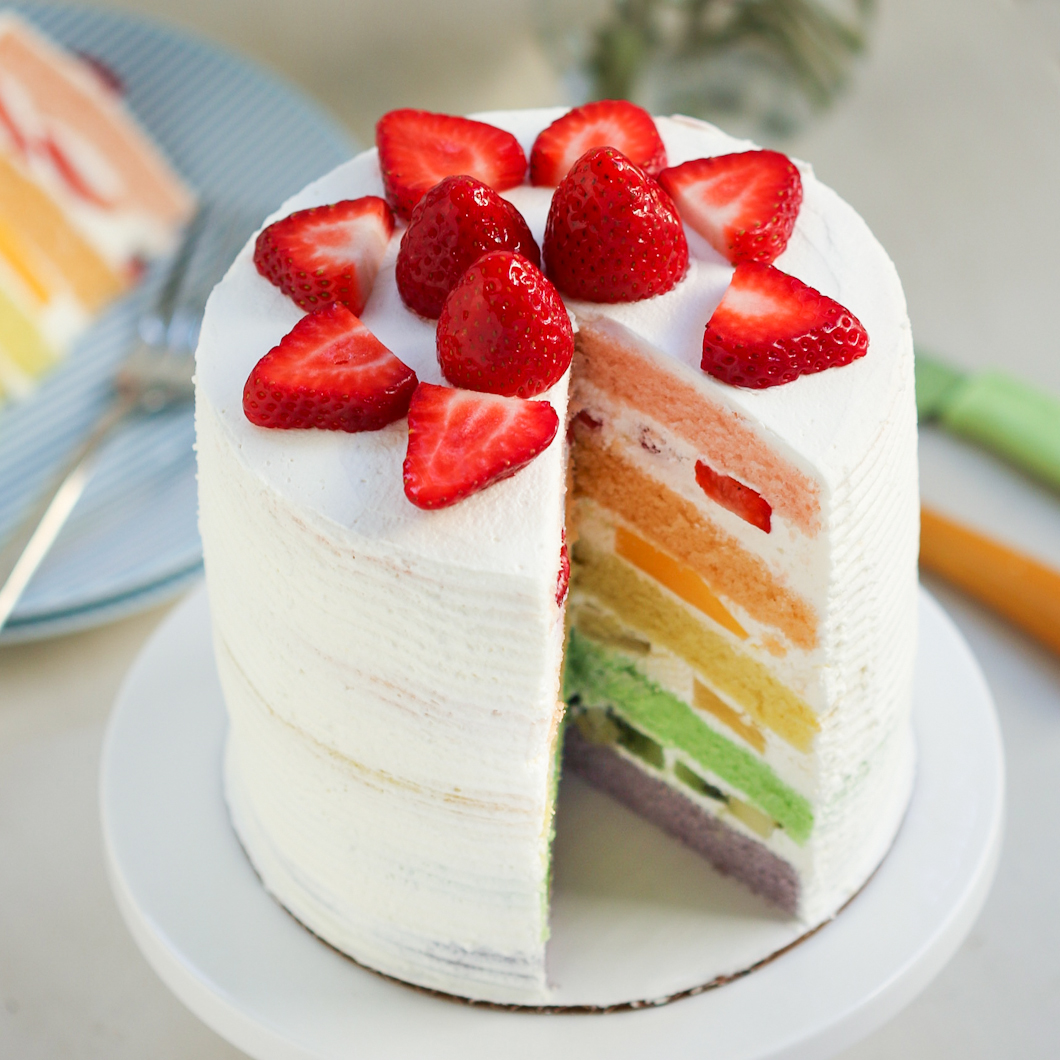 Asian Birthday Cake Recipe