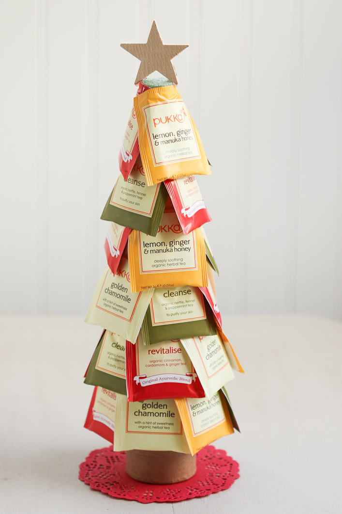 Christmas tea trees thirsty for tea for Christmas ideas for christmas