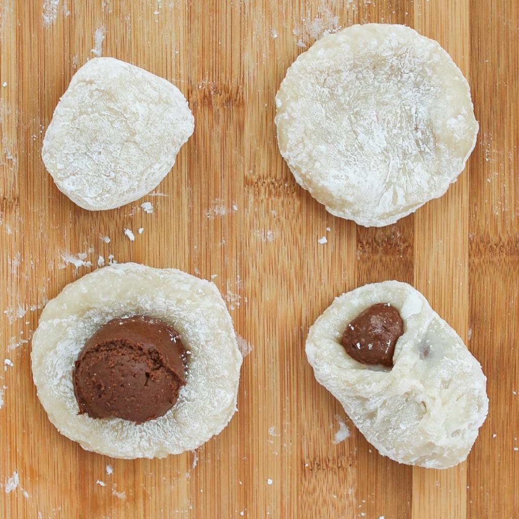 hazelnut butter mochi 10