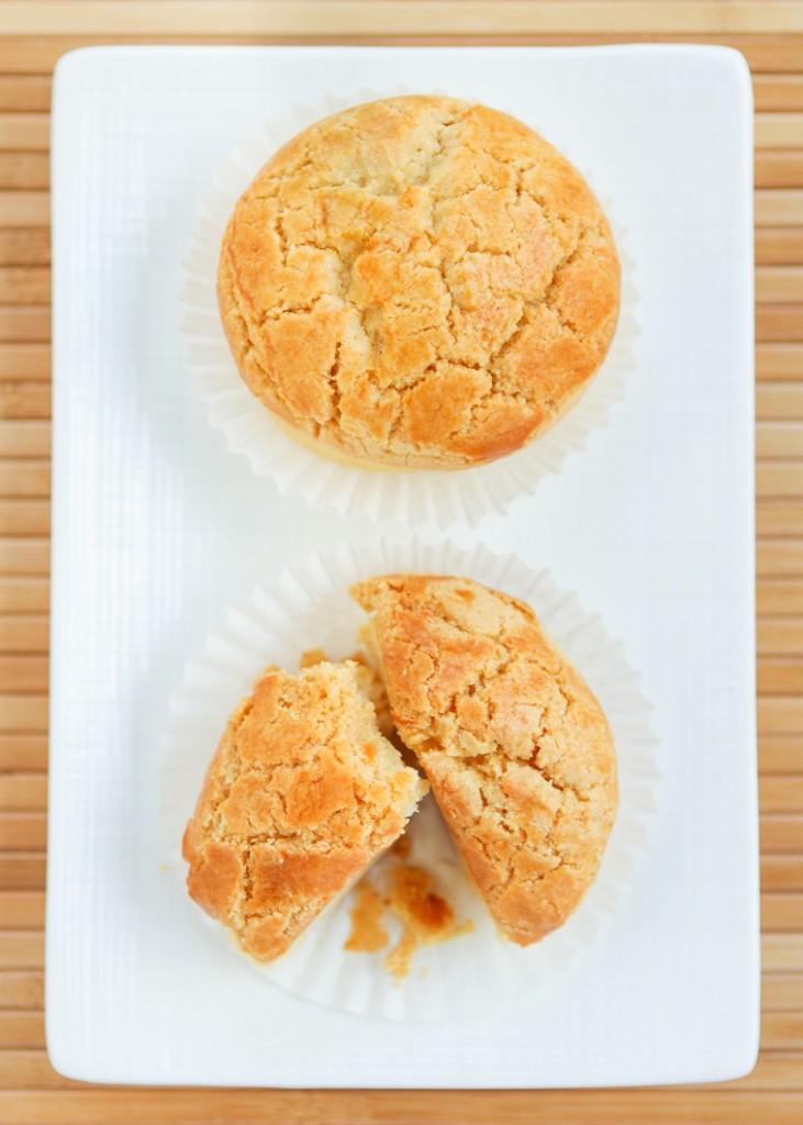 Thirsty For Tea Dim Sum Recipe 12 Golden Pineapple Buns Bolo Bao