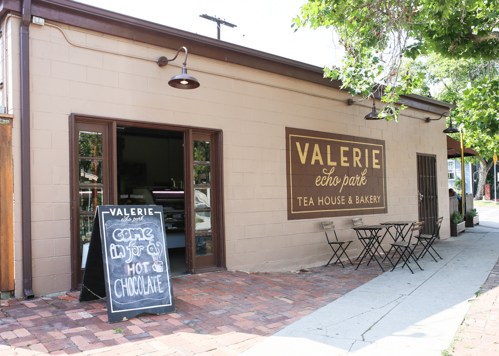 Valerie Tea House Bakery In Echo Park Thirsty For Tea