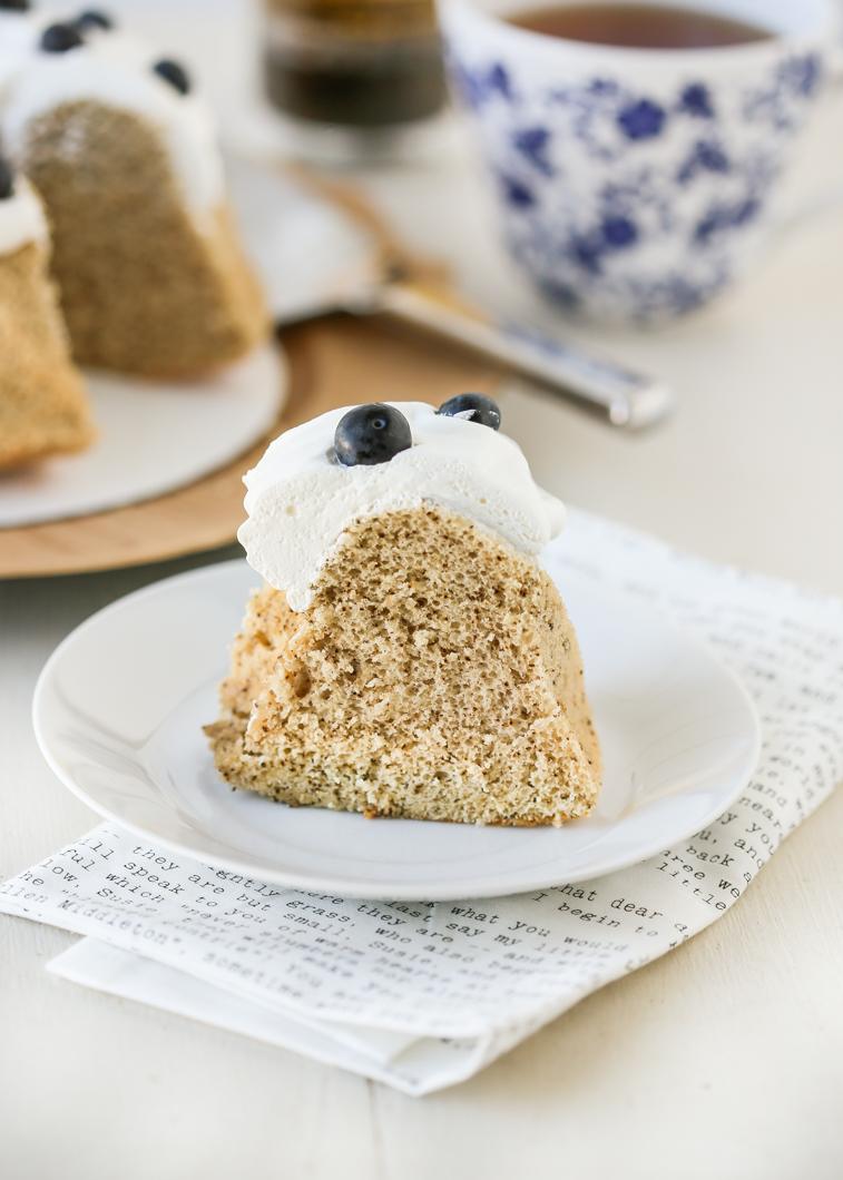 Earl Grey Tea Layer Cake