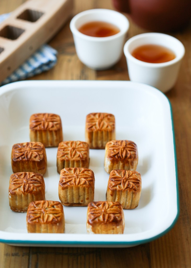 Chinese Moon Cake Recipe Without Mold