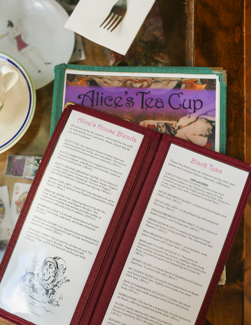 Alice's Tea Cup, Chapter II in NYC | Thirsty For Tea