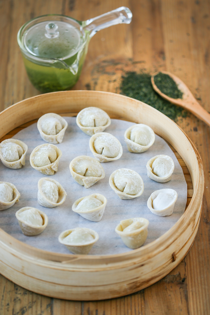 Thirsty for tea gyokuro chicken dumplings gyokuro chicken dumplings are clean eating at its best these are delicious pan fried but i prefer them either steamed or boiled served in a puddle of ccuart Gallery