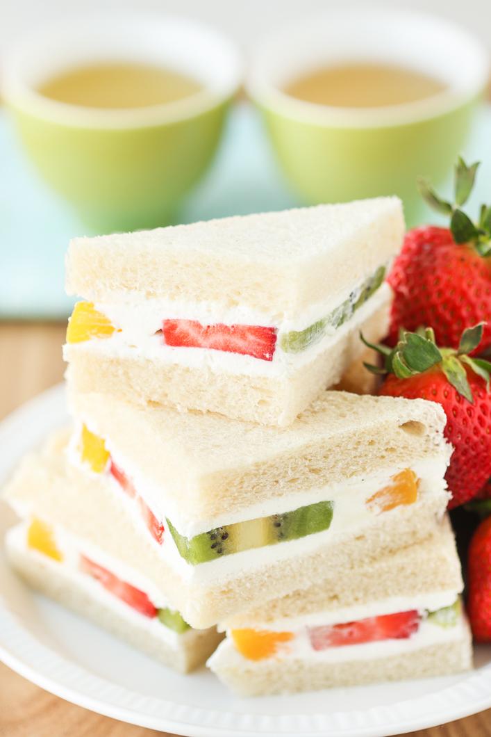 Fruit Juice Sweetened Cake