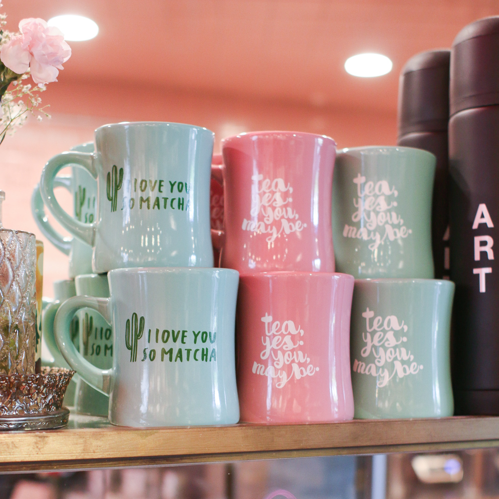 Alfred Tea Room In West Hollywood Thirsty For Tea