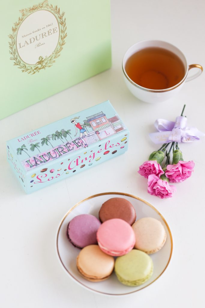 Ladurée in Beverly Hills | Thirsty For Tea