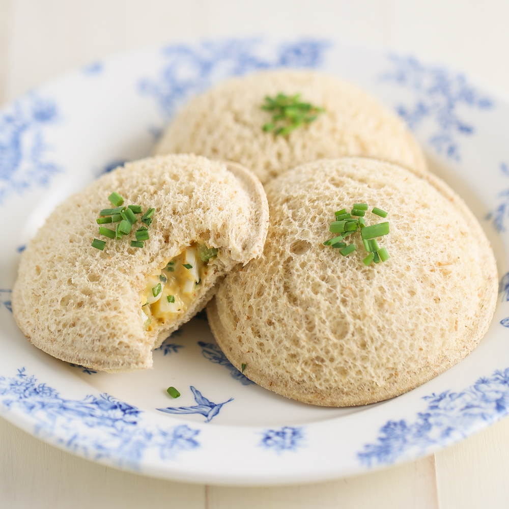 Cucumber sandwiches gallery foodgawker chive egg salad uncrustables forumfinder Images