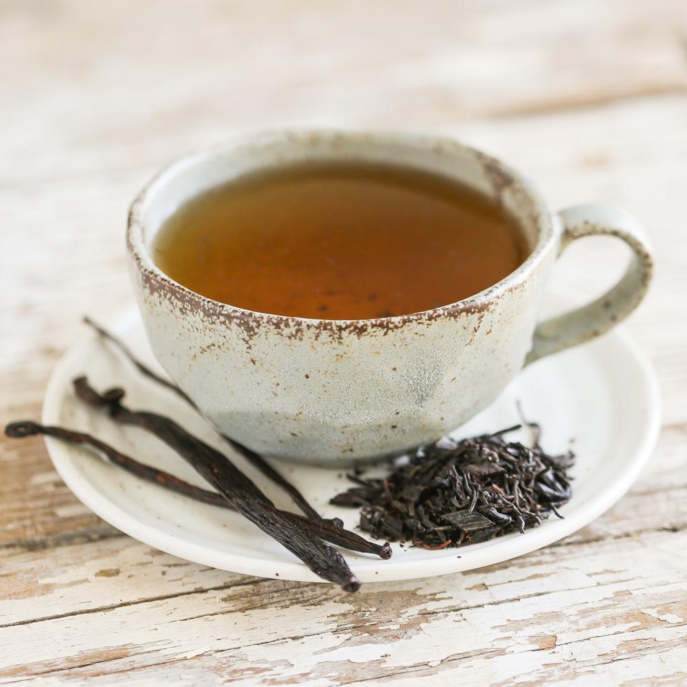 Vanilla Bean Black Tea